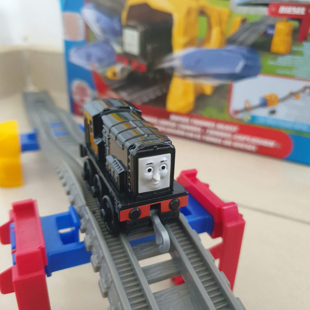 Have a Blast with Diesel in the New Thomas & Friends TrackMaster Set