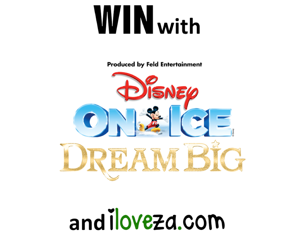 Disney on Ice Dream Big Competition