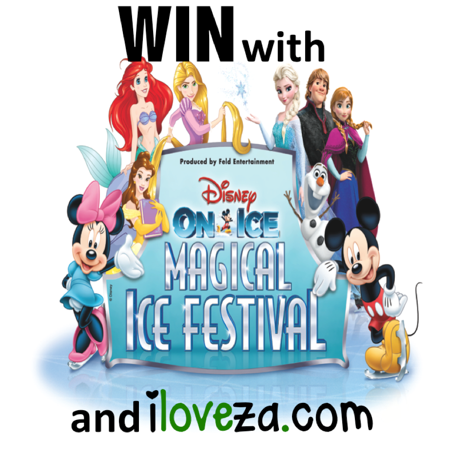 Disney on Ice Magical Ice Festival Competition