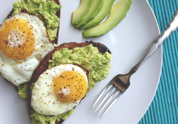 6 awesome healthy breakfast ideas that will save you time!