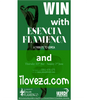 Win Tickets to see Esencia Flamenca