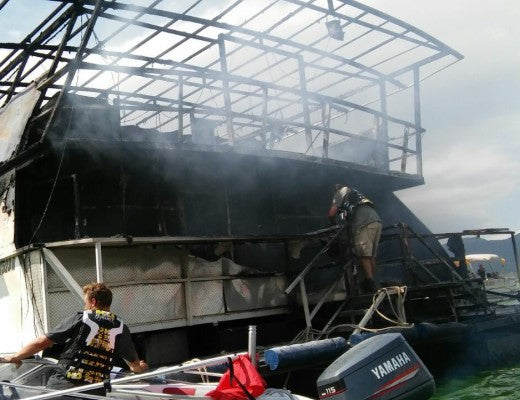 Four Die in Hartbeespoort Dam Ferry Fire