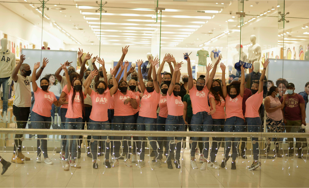 Gap Brand Re-Enters South Africa with Launch of New Store in Mall of Africa