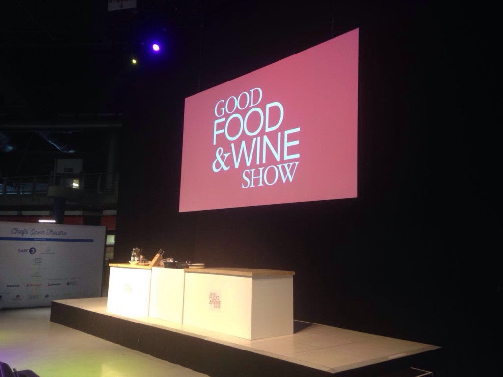 Good Food & Wine Show Johannesburg 2016