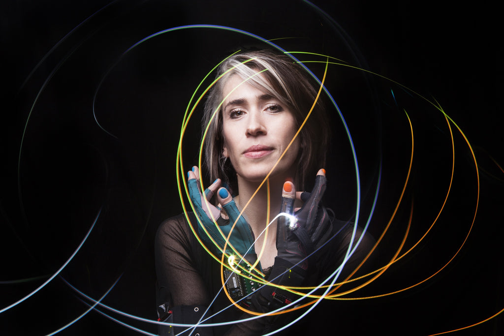Imogen Heap returns to South Africa as part of her Mycelia world tour with Guy Sigswoth from Frou Frou