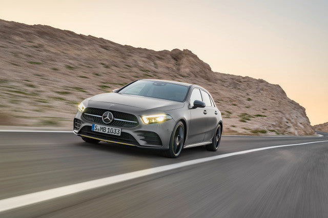 A-Class vs 1 Series vs A3: which has the best resale value?