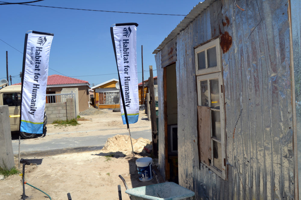 Mercedes-Benz South Africa partners with Habitat for Humanity South Africa, the Gauteng Department of Human Settlements, Temi Construction and the Lawley community in the 2018 Women's Build initiative