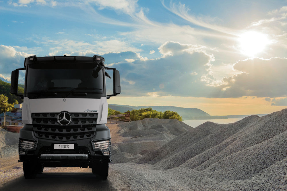 Mercedes-Benz Trucks continues its product offensive by launching the eagerly anticipated new Arocs for Distribution and the new Arocs for Construction in South Africa.