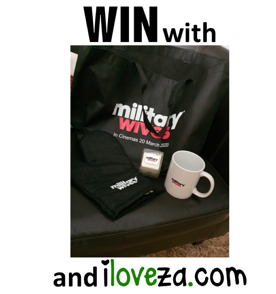WIN a Military Wives Hamper