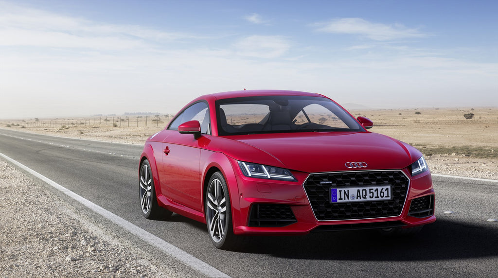 The new Audi TT and TTS Coupé - an update for the design icon