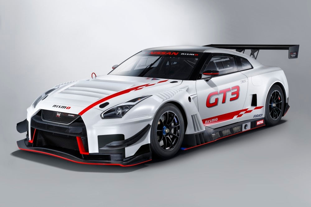 2018 Nissan GT-R NISMO GT3 to go on sale