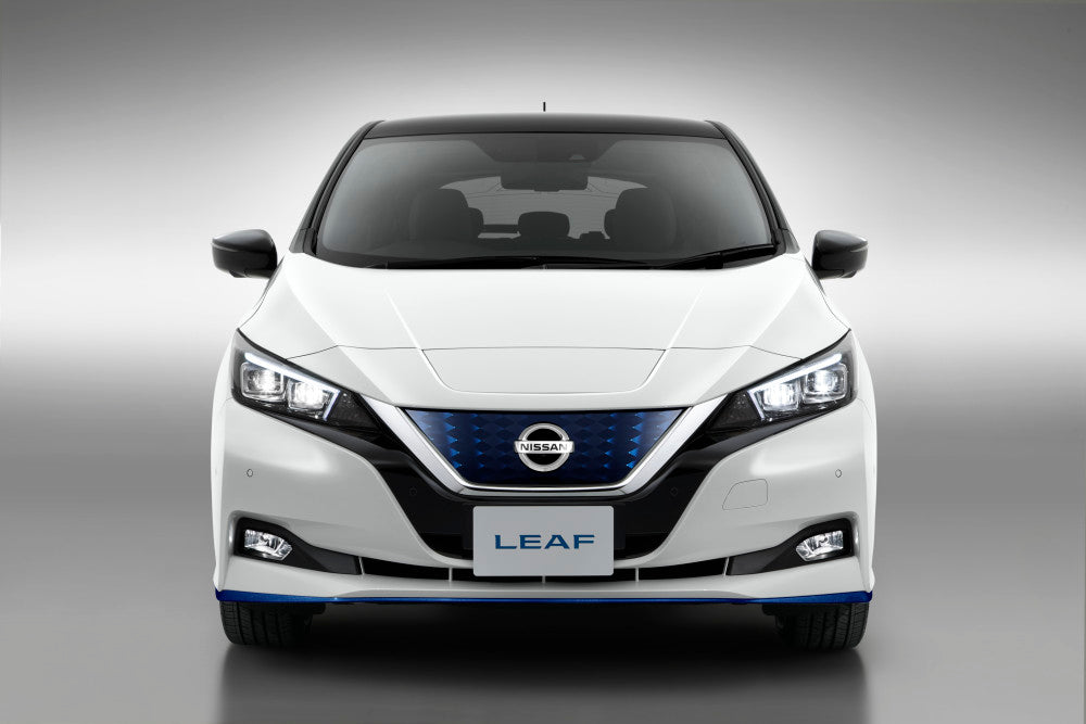 Nissan LEAF e+ debuts, broadens best-selling electric vehicle's appeal