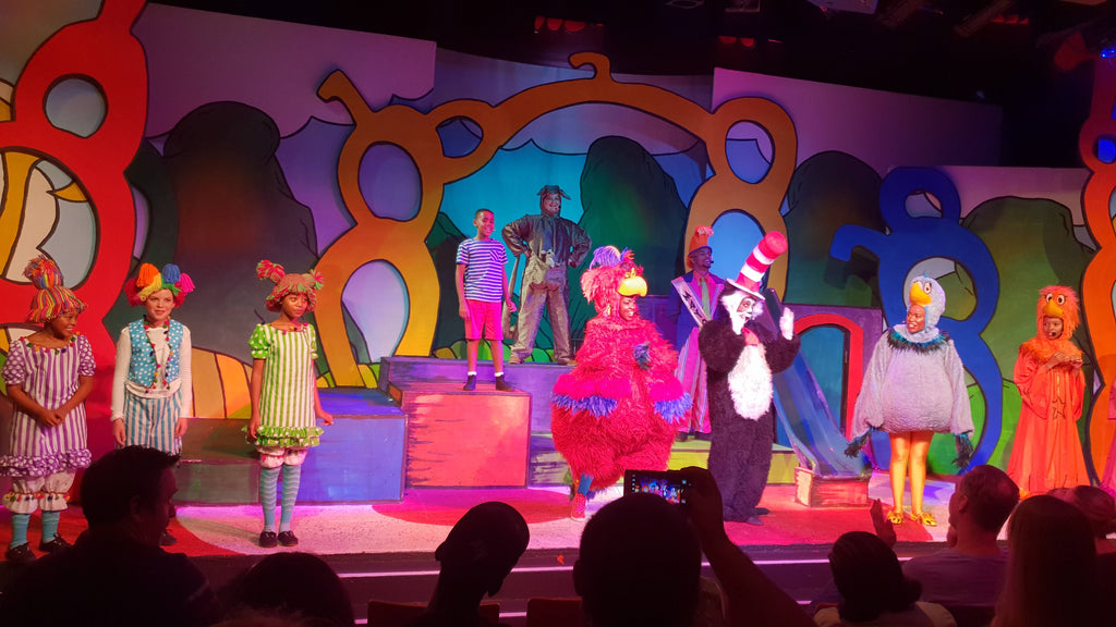 Laughter and Rhyme at Seussical Jr