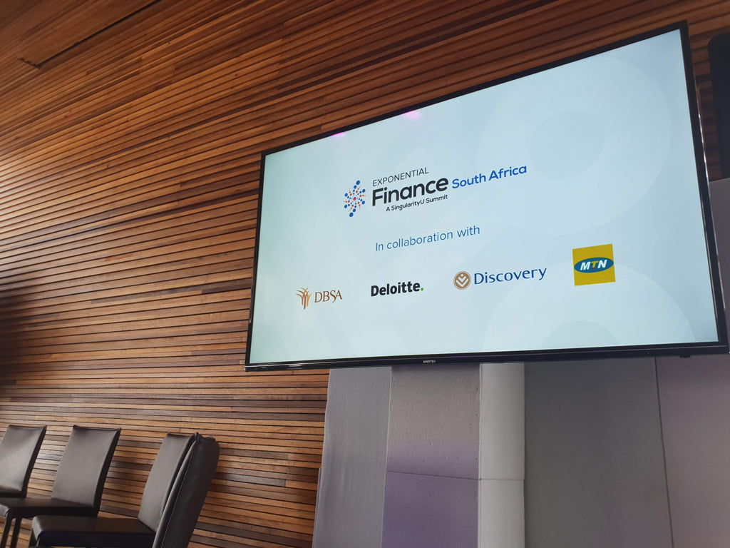 What to Expect at the Inaugural SingularityU South Africa Exponential Finance Summit