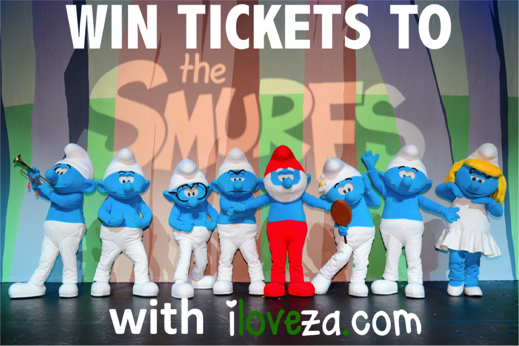 The Smurfs Live on Stage Competition