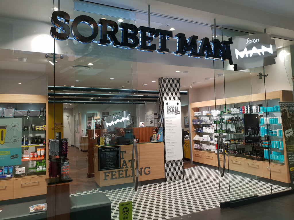 A Cut Above at Sorbet Man Cresta