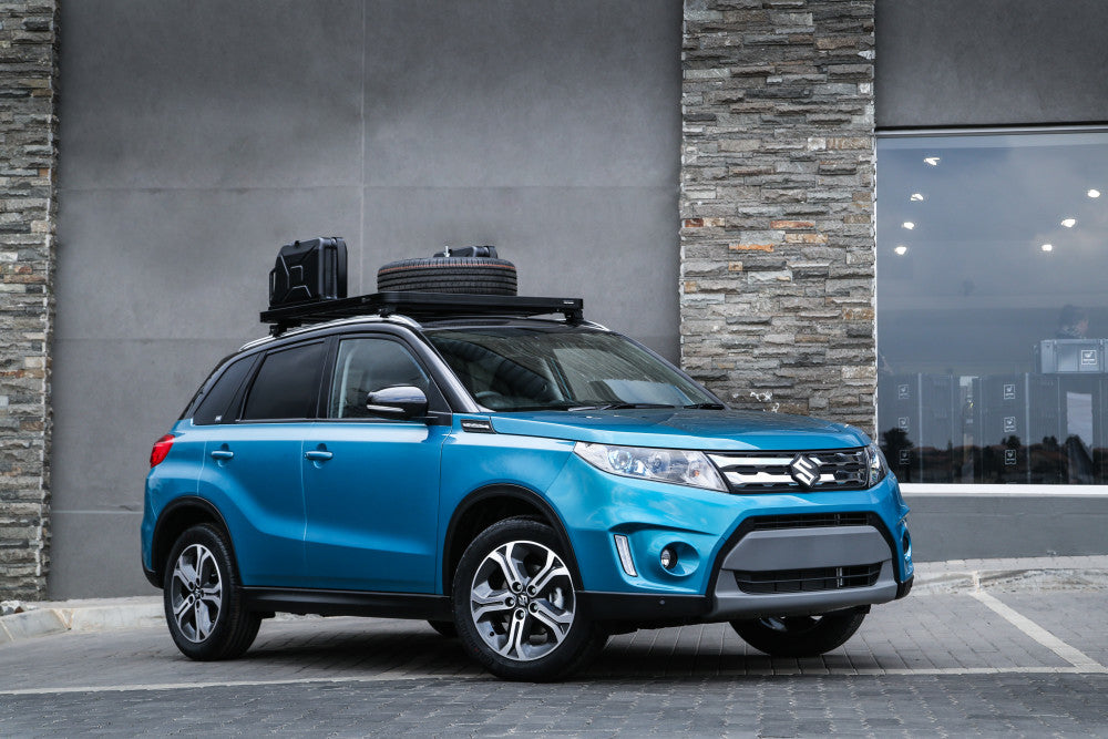 Suzuki Vitara 'Hungary' for adventure