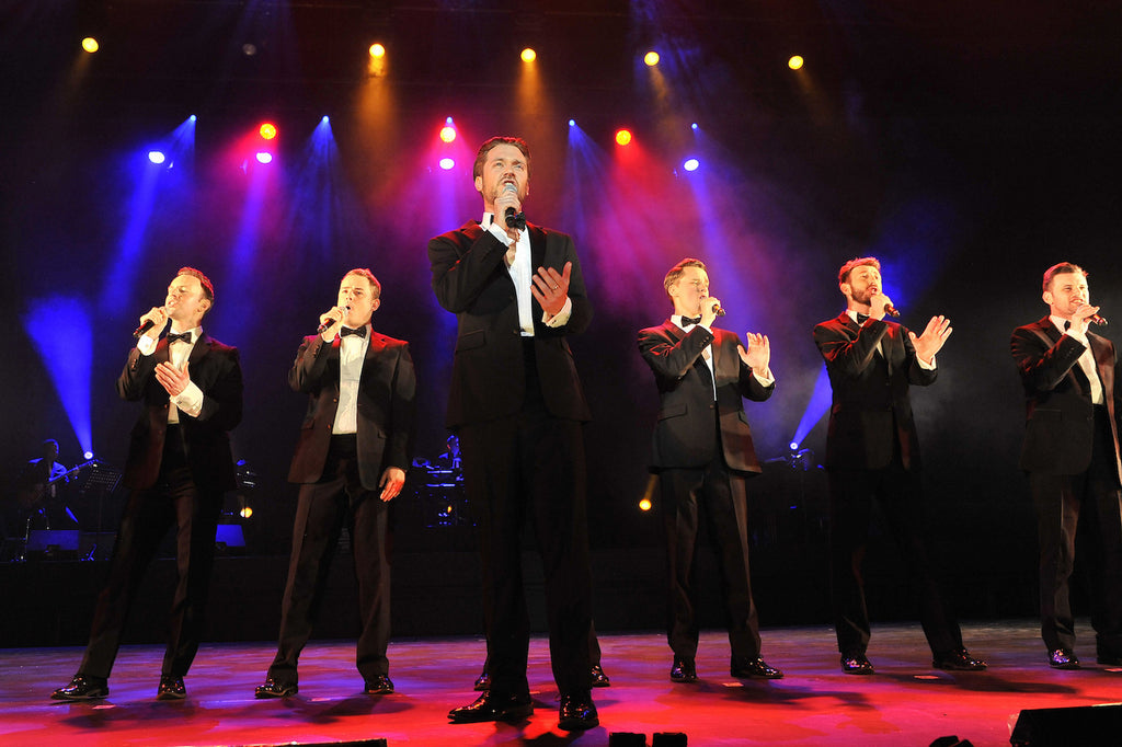 The Tenors - Live in Concert
