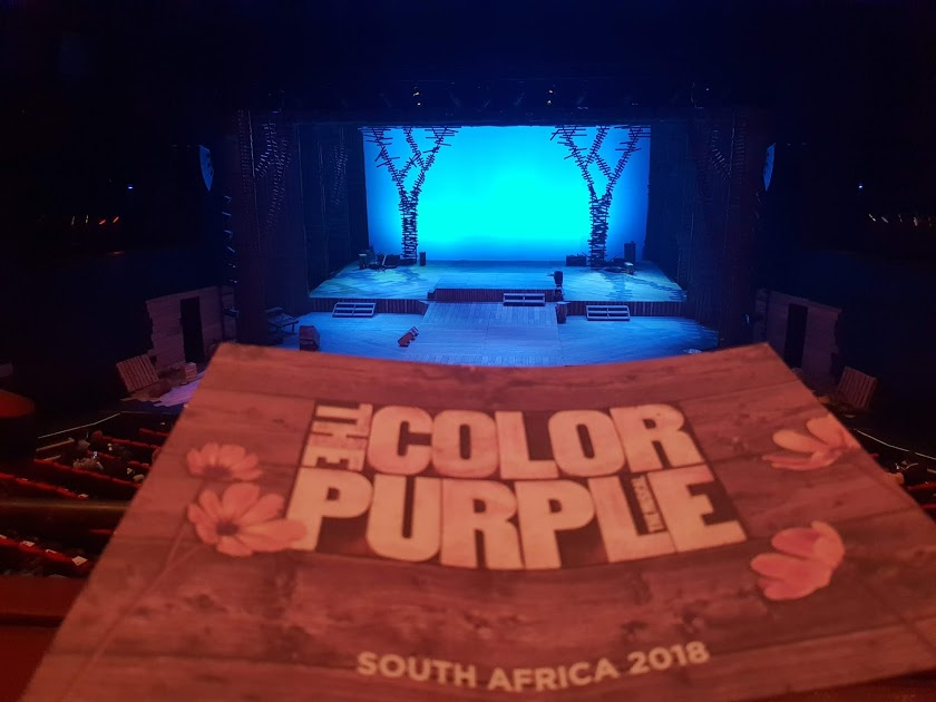 Too Beautiful for Words: The Color Purple SA