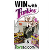 Win a Mega Mash-Up Tinkies Half & Half Hamper