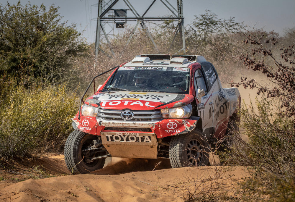 A solid performance the main aim for Toyota Gazoo Racing SA at 2018 Atlas Copco 400 - Round 4 of the SACCS