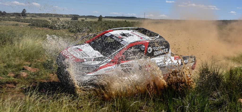 VICTORY IN MPUMALANGA FOR TOYOTA GAZOO RACING SA