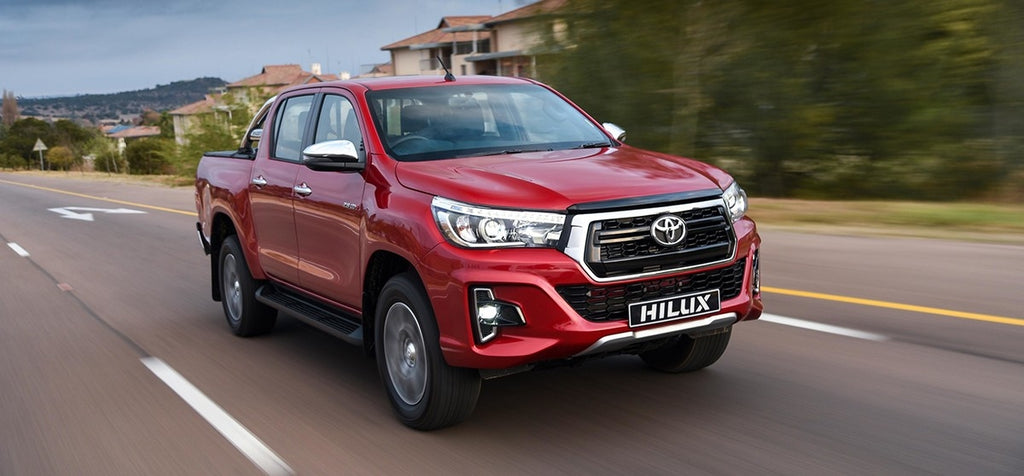 Hilux Records Highest Monthly Sales Ever