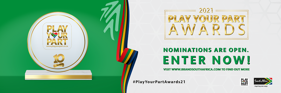 Brand South Africa Play Your Part Cover Photo