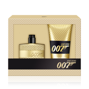 James Bond - 007 Gold Limited Edition Gift Set (50 ml) - iloveza.com