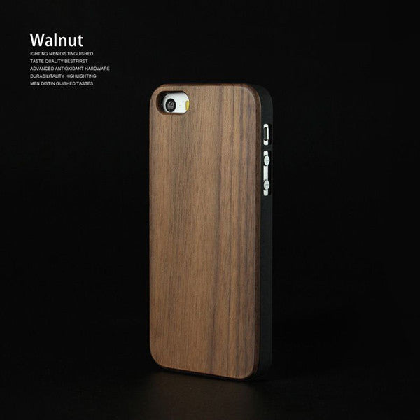 True Wood Case for iPhone 4s, 5s, 6 and 6 Plus - iloveza.com - 2