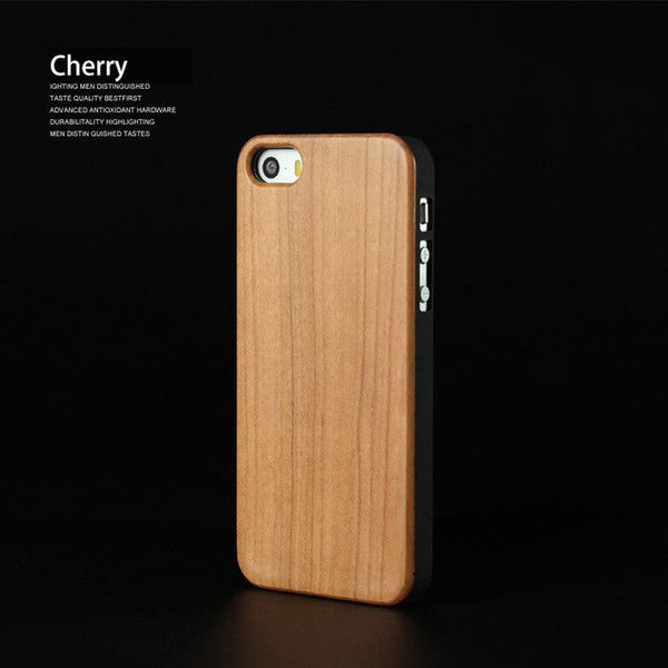 True Wood Case for iPhone 4s, 5s, 6 and 6 Plus - iloveza.com - 3