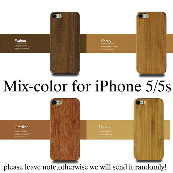 True Wood Case for iPhone 4s, 5s, 6 and 6 Plus - iloveza.com - 6