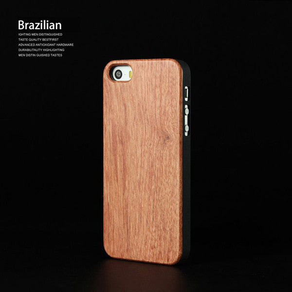 True Wood Case for iPhone 4s, 5s, 6 and 6 Plus - iloveza.com - 4