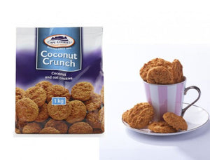 Cape Cookies - Coconut Crunch - iloveza.com