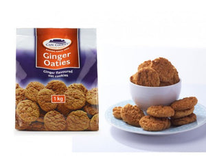 Cape Cookies - Ginger Oaties - iloveza.com