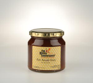 The Honey Connoisseur - Raw Avocado Honey - iloveza.com - 1