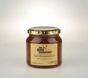 The Honey Connoisseur - Raw Macadamia Honey - iloveza.com - 1