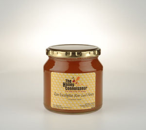 The Honey Connoisseur - Raw Eucalyptus Honey (River Gum) - iloveza.com - 1