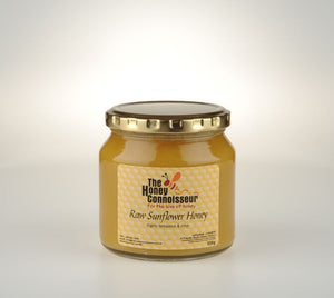 The Honey Connoisseur - Raw Sunflower Honey - iloveza.com - 1