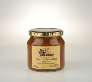 The Honey Connoisseur - Raw Eucalyptus Honey (Yellow Gum) - iloveza.com - 1