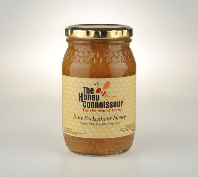 The Honey Connoisseur - Raw Boekenhout Honey - iloveza.com - 2