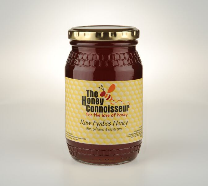The Honey Connoisseur - Raw Fynbos Honey - iloveza.com - 2