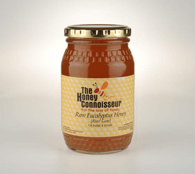The Honey Connoisseur - Raw Eucalyptus Honey (River Gum) - iloveza.com - 2