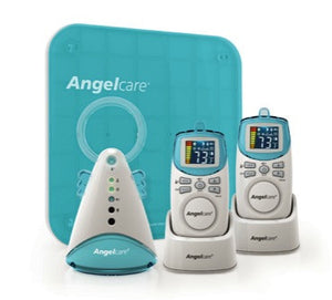 Angelcare - Movement & Sound Monitor Deluxe (AC401) - iloveza.com