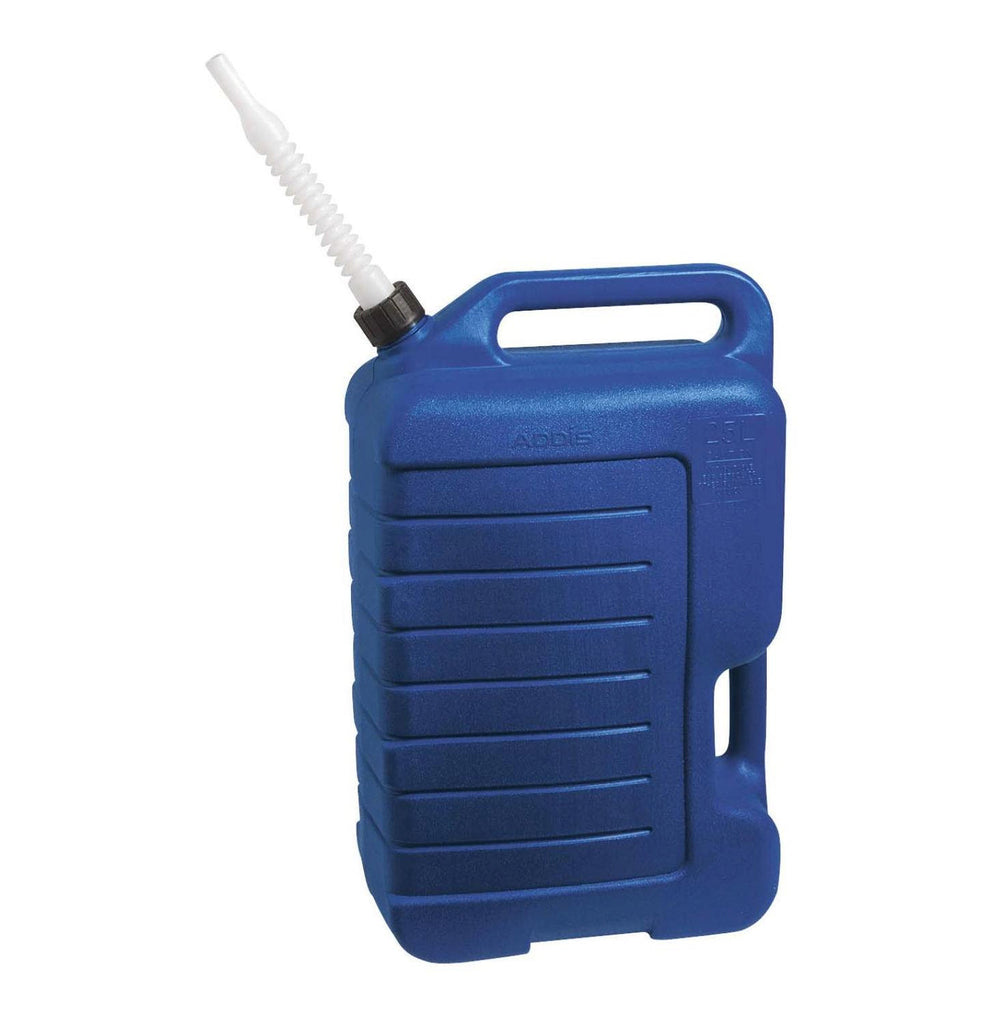 Addis - 25L Plastic Water Jerry Can