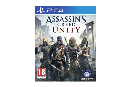 Assassins Creed Unity (PS4) - iloveza.com
