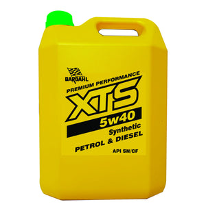 Bardahl - 5L 5W-40 Synthetic Motor Oil
