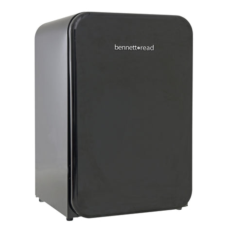 Bennett Read - 126l Retro Bar Fridge (Black) - iloveza.com