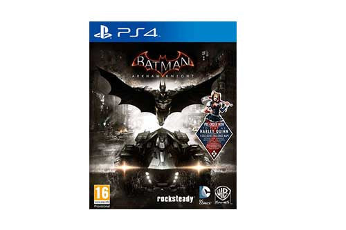 Batman Arkham Knight (PS4) - iloveza.com