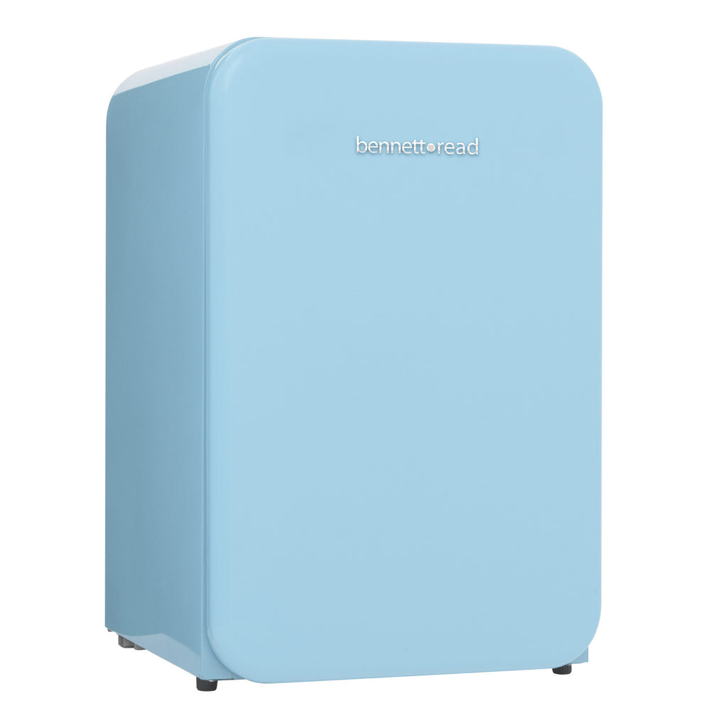 Bennett Read - 126l Retro Bar Fridge (Blue) - iloveza.com